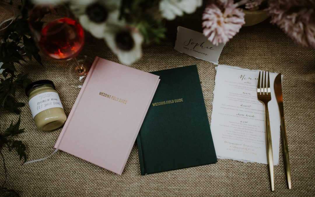 Hello May's Wedding Planner and Notebook Launch
