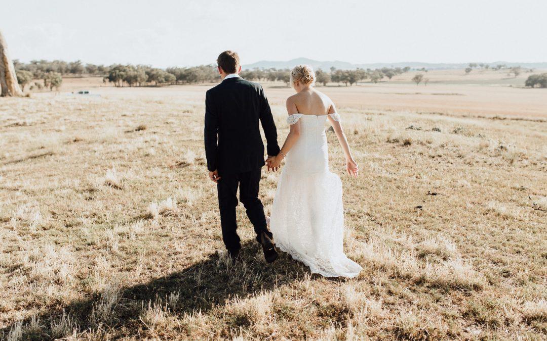 Real Bride: Ash + Lachlan
