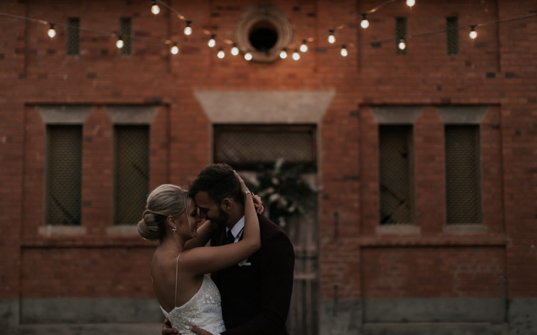 Real Bride: Claire + Jake