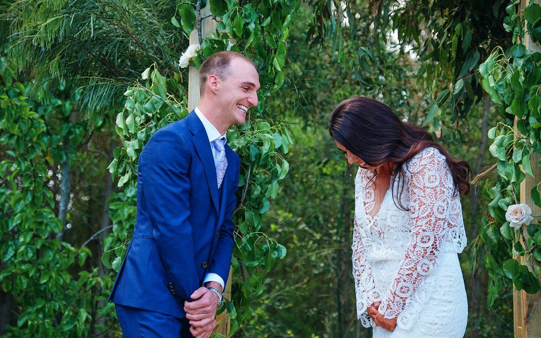 REAL BRIDE: STEPH + ADAM