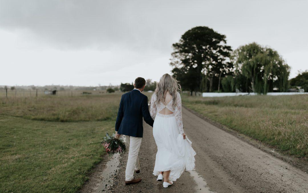 REAL BRIDE: CASSIE + NICK