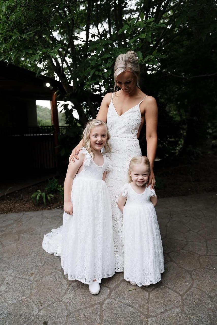 Real Brides of Amante Bridal Boutique Warragul